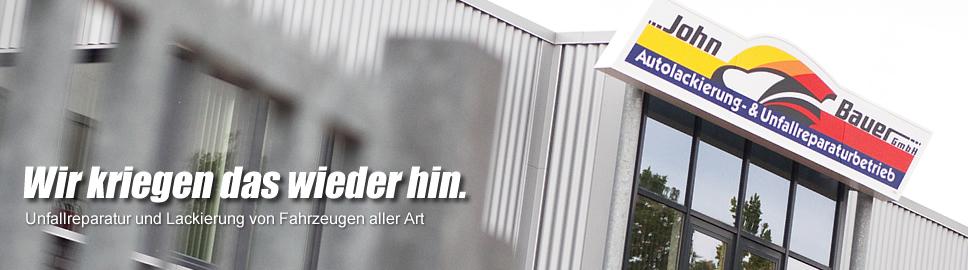Lackiererei John Bauer GmbH