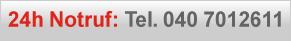 24h-Notruf Telefon